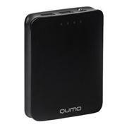 Зарядное устройство Qumo PowerAid с аккумулятором 10400 мА/ч, черное (20032)