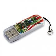 8Gb Verbatim Mini Tattoo Edition Dragon USB 2.0 (49884)