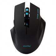Мышь беспроводная игровая SmartBuy RUSH 706 черная (SBM-706AGG-K)