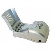 Зарядное устройство ENERGENIE EG-BC-003, время зарядки 30-60 мин