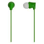 Наушники-вкладыши SmartBuy JUNIOR зеленые (SBE-510)