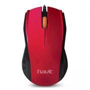 Мышь HAVIT HV-MS689 Red USB