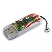 16Gb Verbatim Mini Tattoo Edition Dragon USB 2.0 (49888)