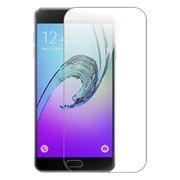 Защитное стекло для экрана Samsung Galaxy A7 (7100), глянцевое, Perfeo (0021)