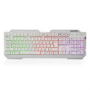 Клавиатура SmartBuy ONE 332 White USB с подсветкой клавиш (SBK-332U-W)