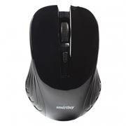 Мышь беспроводная SmartBuy ONE 340 Black USB (SBM-340AG-K)