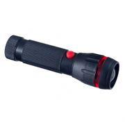 Фонарь Perfeo LT-006, красный, пластик, светодиодный, 50LM, 1W