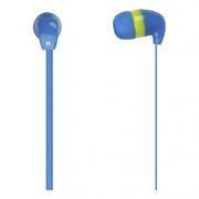 Наушники-вкладыши SmartBuy CONCEPT голубые (SBE-330)