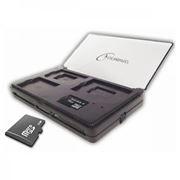 Карт-ридер внешний USB Gembird CR-614 с отсеком для хранения 5 карт памяти
