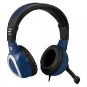 Гарнитура DEFENDER G-280 Warhead, синий/белый, игровая (64125)