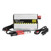 Автоадаптер-инвертор 300W Qumo 12v->220v, USB (16184)