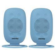 Колонки SmartBuy ELECTRA, синие, питание от USB (SBA-3130)