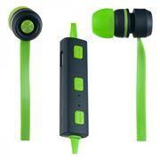 Гарнитура Bluetooth Perfeo Sound Strip, зеленая/черная (PF-BTS-GRN/BLK)