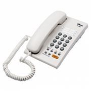 Проводной телефон RITMIX RT-330 White