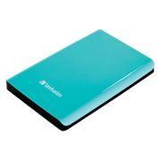 2.5 500Gb Verbatim Store'n'go Silvertree Green USB3.0 (53171)