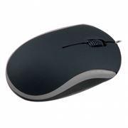 Мышь Ritmix ROM-111 серая, USB