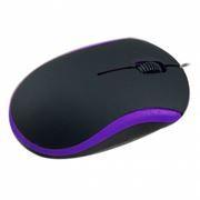 Мышь Ritmix ROM-111 фиолетовая, USB