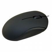 Мышь Ritmix ROM-111 чёрная, USB