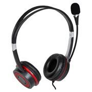 Гарнитура HAVIT HV-H142d Black/Red