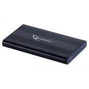 Внешний контейнер для 2.5 HDD S-ATA Gembird EE2-U2S-5, чёрный, USB 2.0