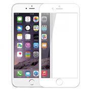 Защитное стекло для экрана iPhone 6/6S White, Full Screen Cover, Gorilla, Perfeo (PF_4409)