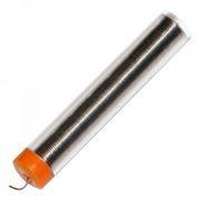 Припой с канифолью 15 гр.d=0.8 мм (Sn60 Pb40 Flux 2.2%), в колбе, Premier (9-403)