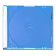 BOX 1 CD Slim Case, синий (коробочка на 1 CD Slim)