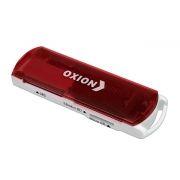 Карт-ридер внешний USB Oxion OCR004RD, красный