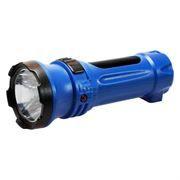 Фонарь Космос Acc102 LED, аккумуляторный, зарядка 220В, 2 режима, 0.5W LED (KOCAcc102LED)