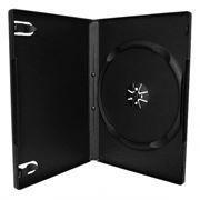 BOX 1 DVD 12mm, черный, глянцевая пленка