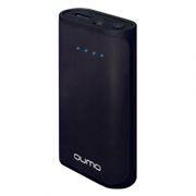 Зарядное устройство Qumo PowerAid 5200 мА/ч, черное (22064)
