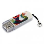 32Gb Verbatim Mini Tattoo Edition Phoenix USB 2.0 (49898)