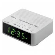 Радиочасы RITMIX RRC-818 White, FM, будильник, Bluetooth, MP3, аккумулятор, 220В