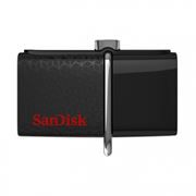 32Gb Sandisk Ultra Dual 3.0, OTG microUSB/USB 3.0  (SDDD2-032G-GAM46)