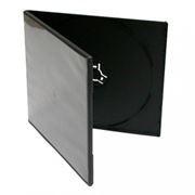 BOX 2 DVD Slim half 7mm (коробочка на 2 DVD)