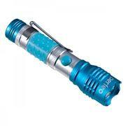 Фонарь Perfeo LT-015, голубой, светодиодный, 90LM