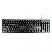 Клавиатура DIALOG KS-030PB PS/2, черная
