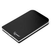 Внешний контейнер для 2.5 HDD S-ATA Gembird EE2-U3S-42, чёрный, металл, USB 3.0