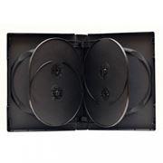 BOX 6 DVD черный (коробочка на 6 DVD)