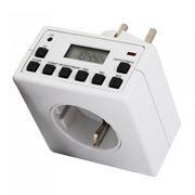 Таймер цифровой для электроустройств 220В, ROBITON EL-01 (7794)