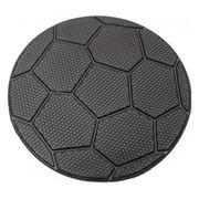 Держатель-коврик автомобильный ACTIVcar ACC-300-XH003 на панель, черный мяч