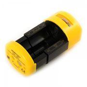 Тестер для аккумуляторов и батареек типа AAA/AA/C/D/9V, ROBITON BT1 (7208)