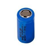 Аккумулятор 16340 (CR123A) REXANT 700мА/ч, незащищенный, без блистера (30-2040)