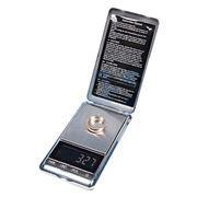 Весы электронные карманные 0,01-100 грамм, Rexant (72-1000)