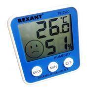 Метеостанция комнатная Rexant RX-108 (70-0520)
