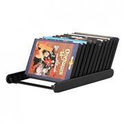 Подставка для дисков 14 DVD Sound Box DVD-14 черная, листалка