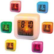 Часы будильник термометр Rexant (70-0553)