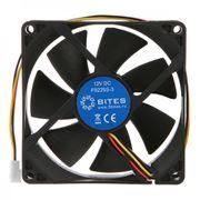 Вентилятор 92 x 92 x 25, 3 pin, 12V, втулка, 5bites (F9225S-3)