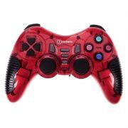 Геймпад беспроводной OXION OGPW03RD USB ПК/PS2/PS3, красный