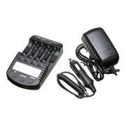 Зарядное устройство ROBITON ProCharger 1000, AA/AAA, ЖК-дисплей, микропроцессор (11673)